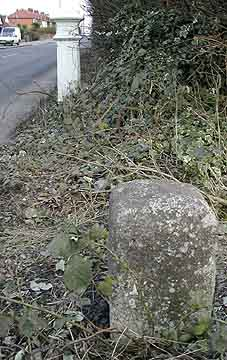 Collier Row stone